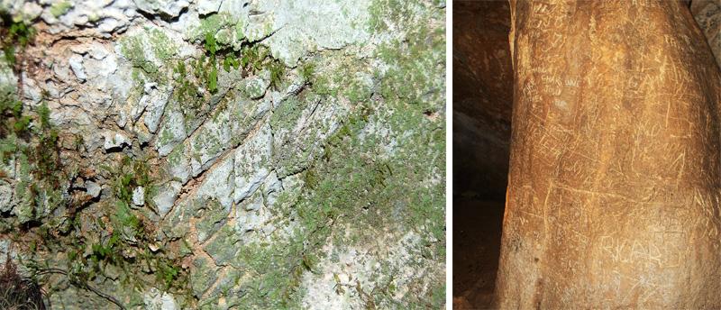 PLAISIANS Grotte de La Gardette