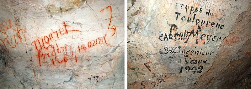 Vallée du Toulourenc Grotte de la Baume 01-05